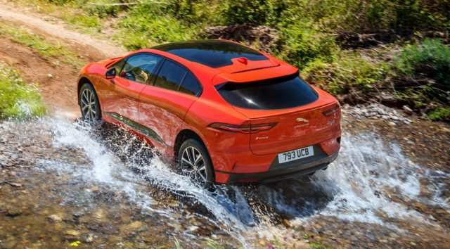 76 Gallery of 2019 Jaguar I Pace Review Release Date with 2019 Jaguar I Pace Review