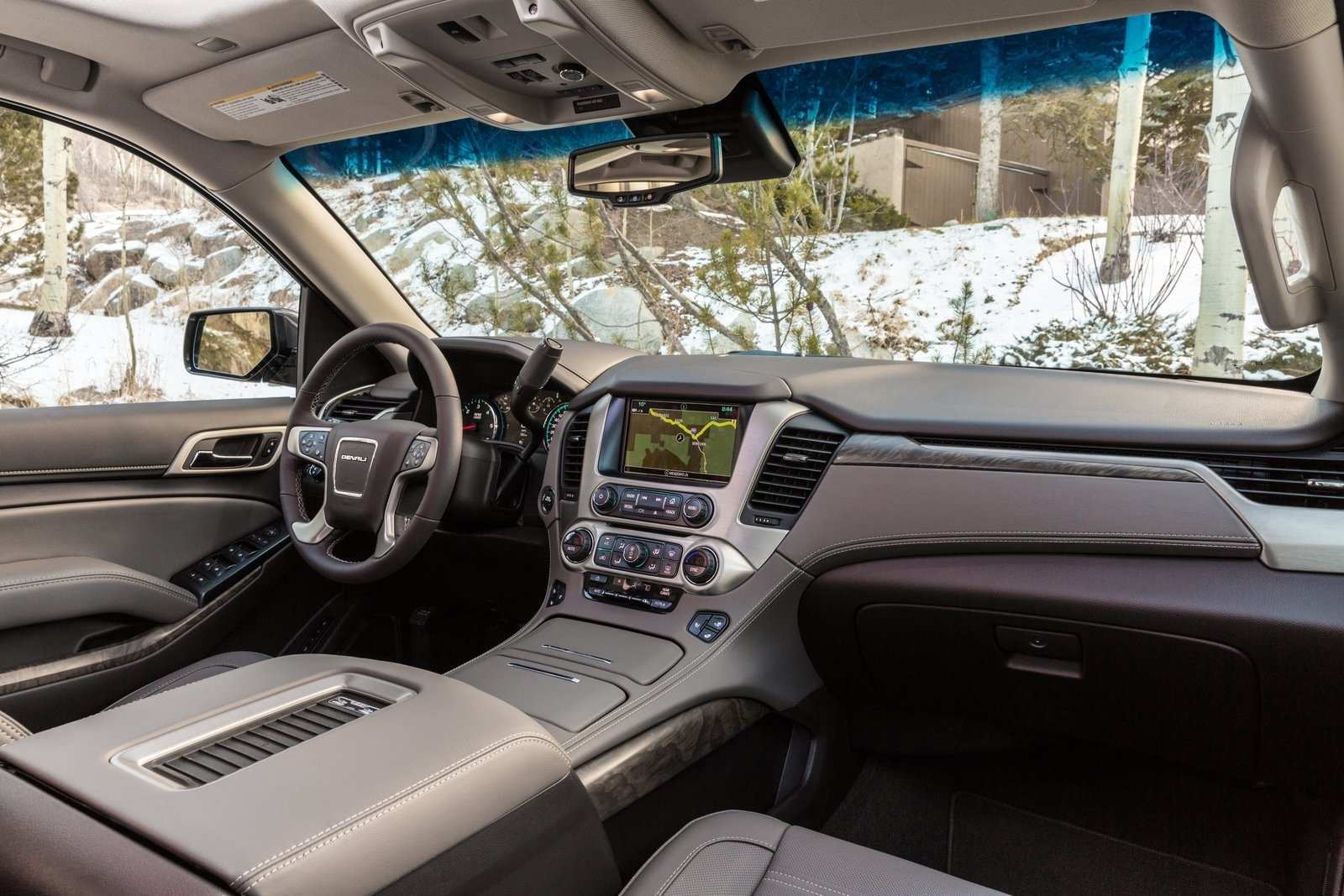 76 Gallery of Best Gmc Denali 2019 Interior Exterior And Review Images for Best Gmc Denali 2019 Interior Exterior And Review