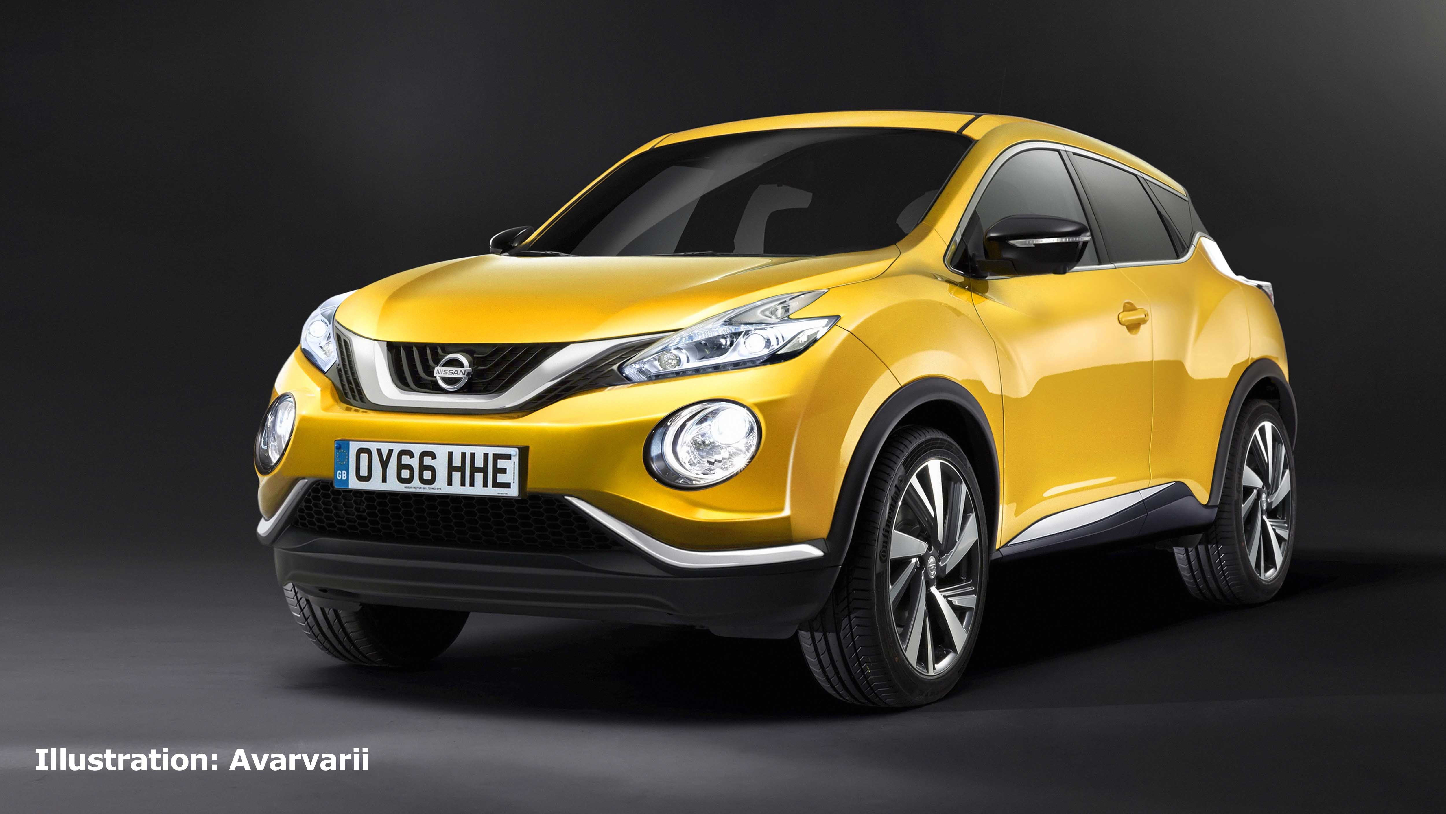 76 Gallery of Best Nissan 2019 Crossover Release Date And Specs Spesification with Best Nissan 2019 Crossover Release Date And Specs