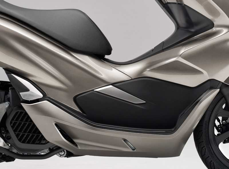 76 Gallery of New 2019 Honda Pcx150 Redesign New Review by New 2019 Honda Pcx150 Redesign