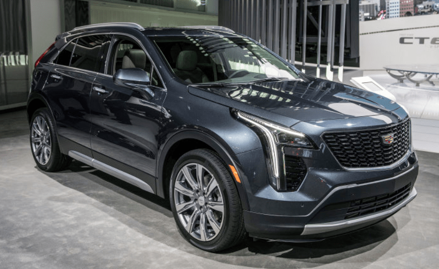 76 Gallery of New Cadillac 2019 Xt4 Price Redesign for New Cadillac 2019 Xt4 Price