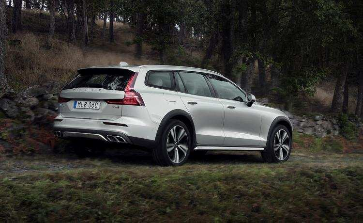 76 Gallery of New Volvo V60 2019 Ground Clearance New Engine Performance by New Volvo V60 2019 Ground Clearance New Engine