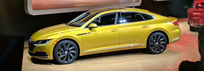 76 Great 2019 Volkswagen Arteon Release Date Picture for 2019 Volkswagen Arteon Release Date