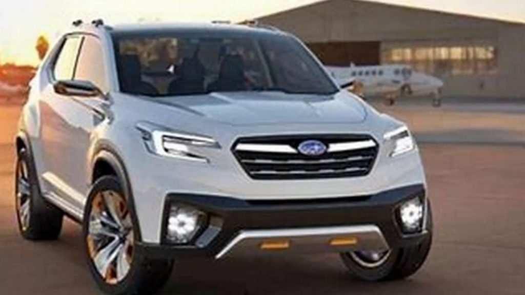 76 Great Best Subaru 2019 Ascent Recall Spy Shoot Concept for Best Subaru 2019 Ascent Recall Spy Shoot