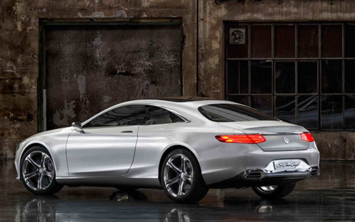 76 Great Mercedes S Class Coupe 2019 Interior for Mercedes S Class Coupe 2019