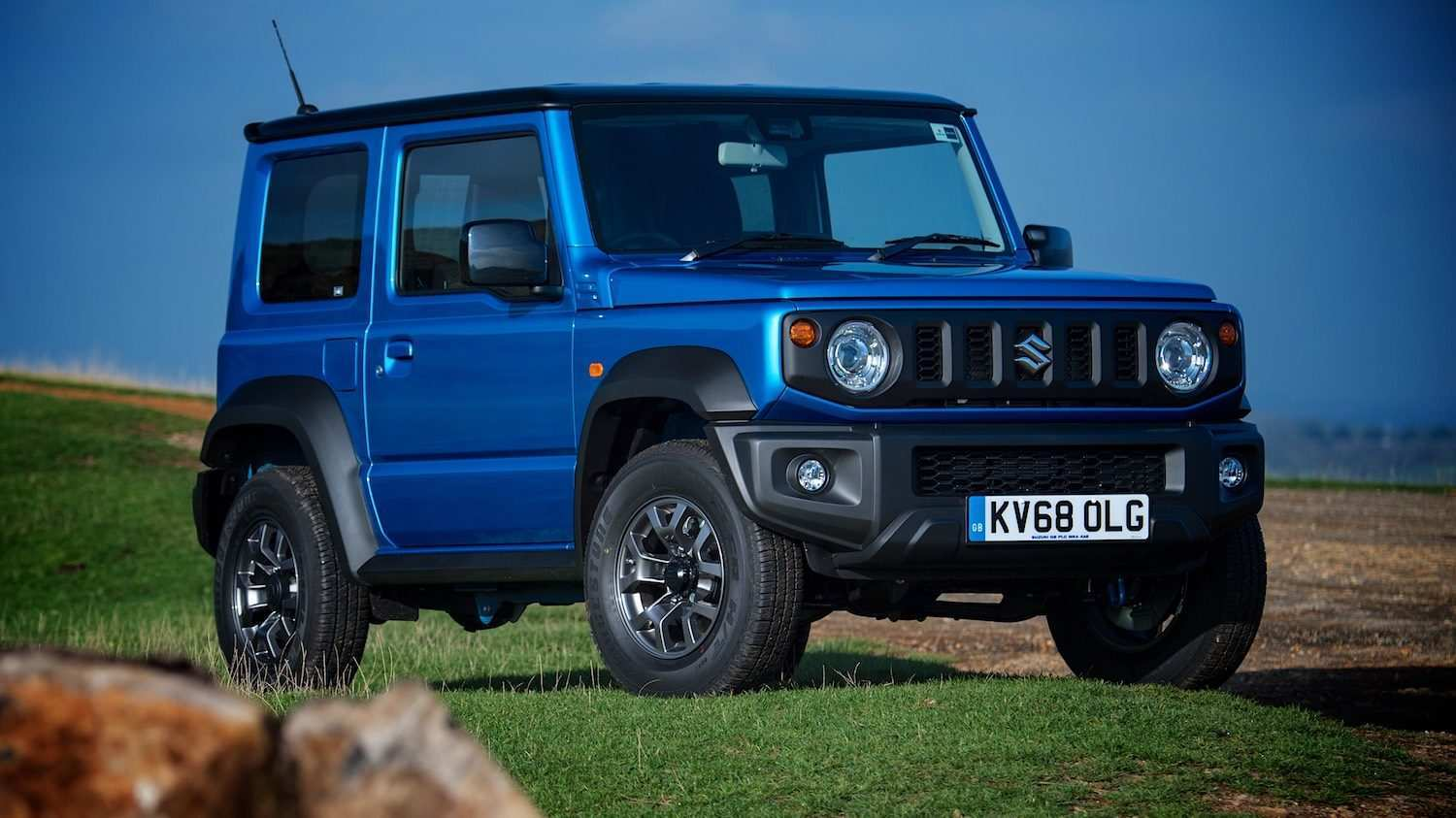 76 Great New Blue Jeep 2019 Review Images with New Blue Jeep 2019 Review