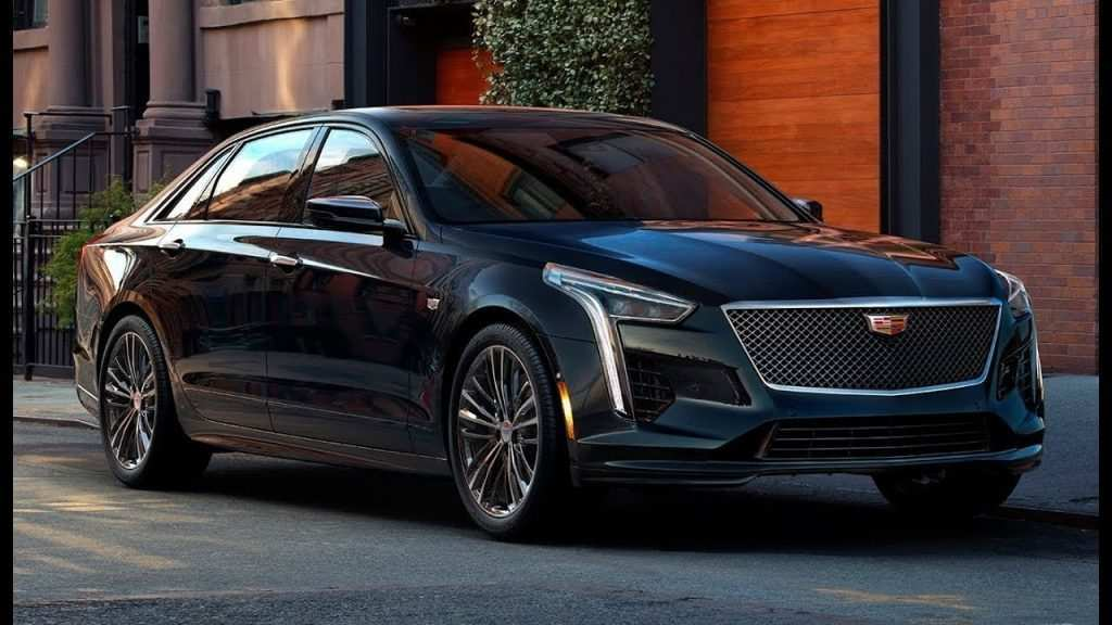 76 Great New Cadillac Ct6 V Sport 2019 Picture Release Date And Review Concept with New Cadillac Ct6 V Sport 2019 Picture Release Date And Review