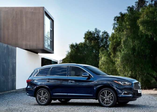 76 Great The New Infiniti Qx60 2019 Spesification Images for The New Infiniti Qx60 2019 Spesification