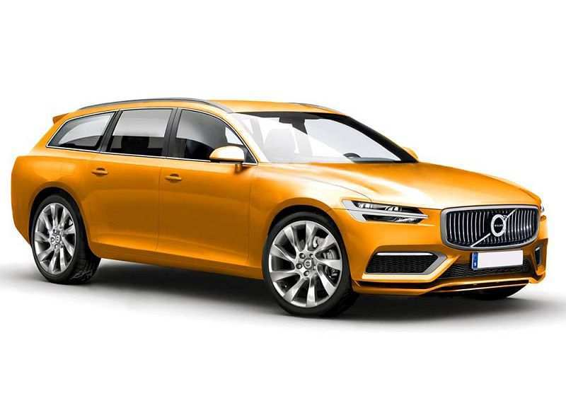 76 Great Volvo V60 2019 Dimensions Picture for Volvo V60 2019 Dimensions
