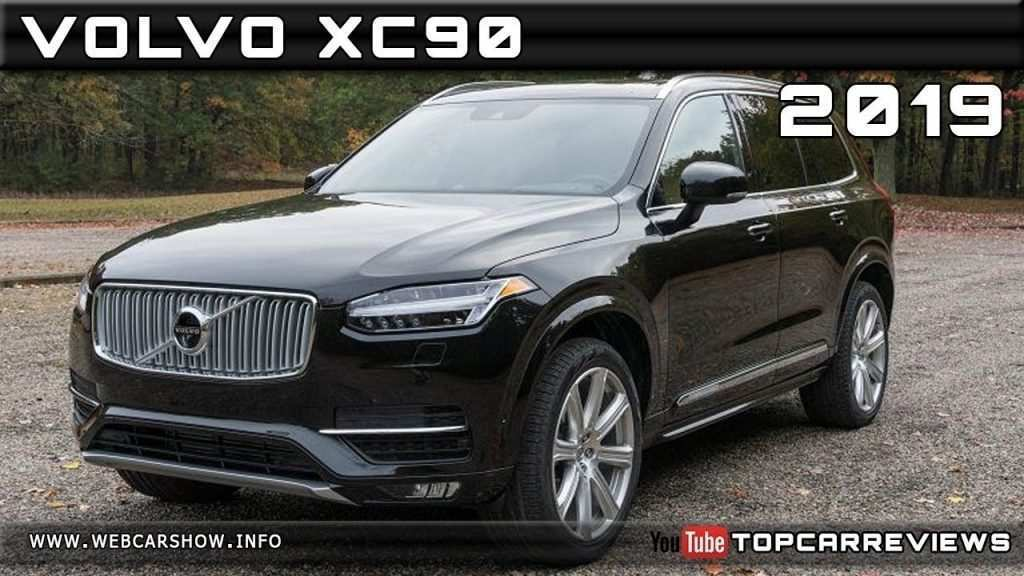 76 New Best Volvo Cx90 2019 Release Exterior for Best Volvo Cx90 2019 Release