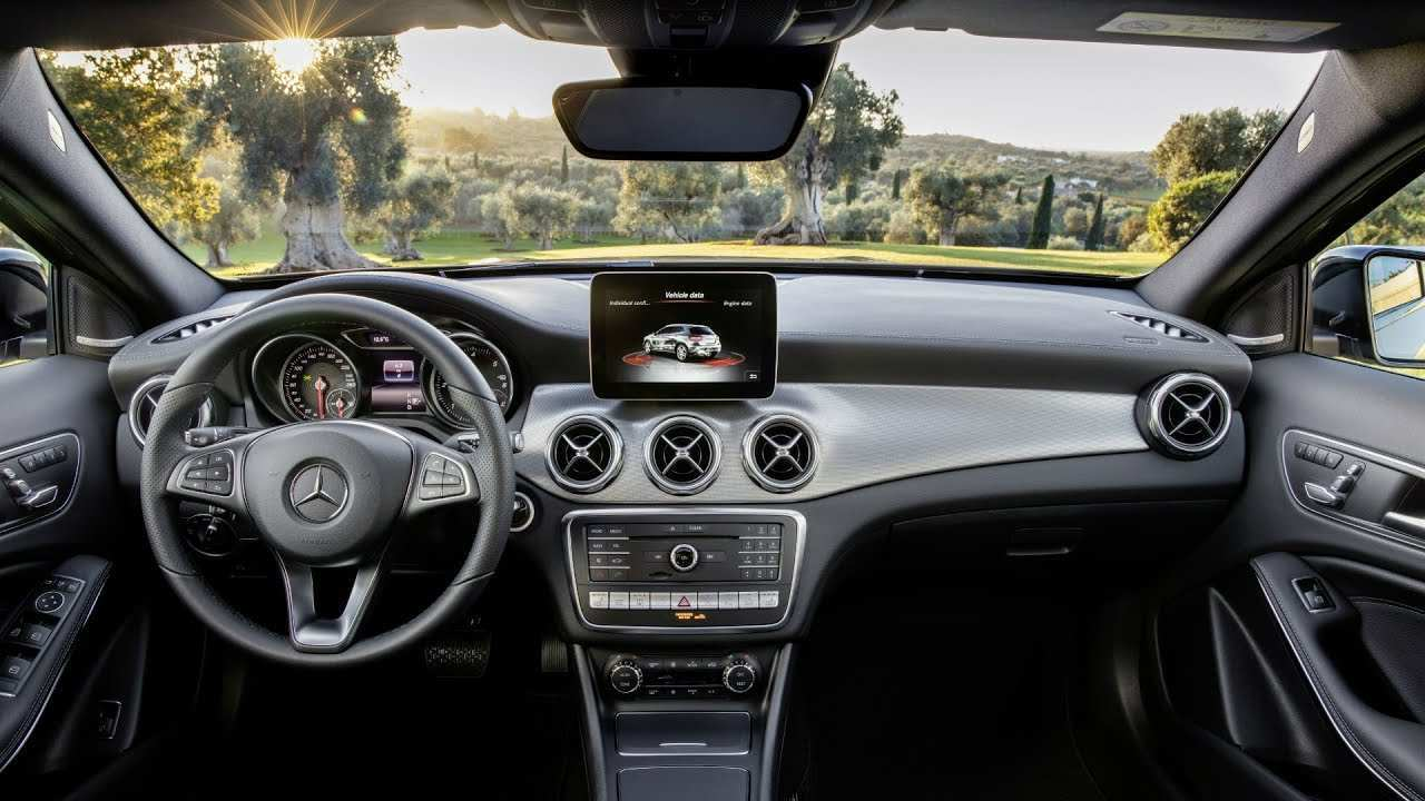 76 New Mercedes Gla 2019 Interior New Review with Mercedes Gla 2019 Interior