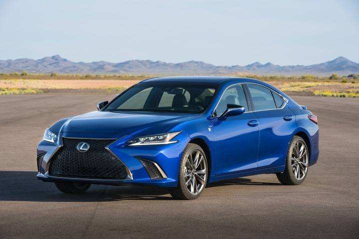 76 New The 2019 Lexus Es Hybrid Price Review And Price Spesification with The 2019 Lexus Es Hybrid Price Review And Price