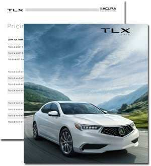 77 All New Best Acura 2019 Tlx Brochure Redesign Overview by Best Acura 2019 Tlx Brochure Redesign