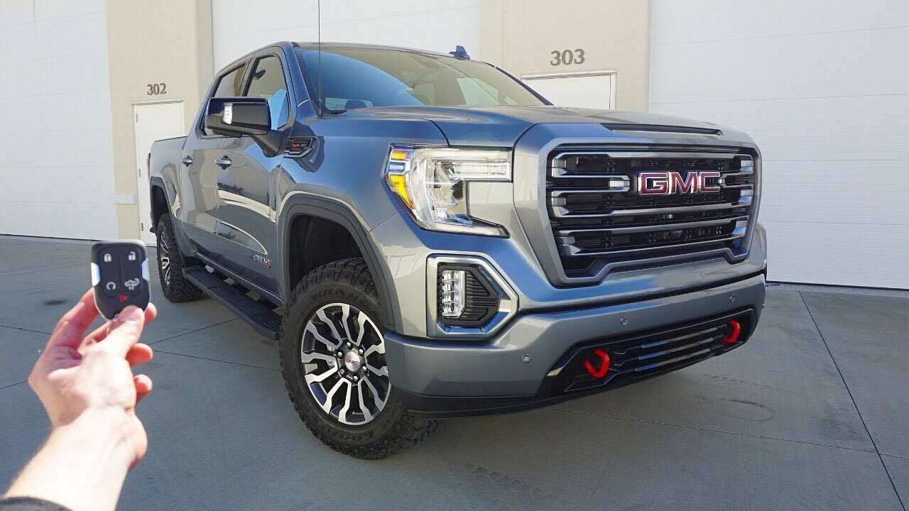 77 All New New 2019 Gmc Sierra At4 Interior Exterior And Review Wallpaper by New 2019 Gmc Sierra At4 Interior Exterior And Review