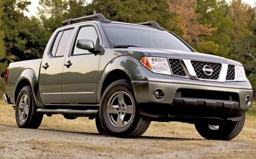 77 All New New 2019 Nissan Frontier Crew Cab Rumor Spesification for New 2019 Nissan Frontier Crew Cab Rumor