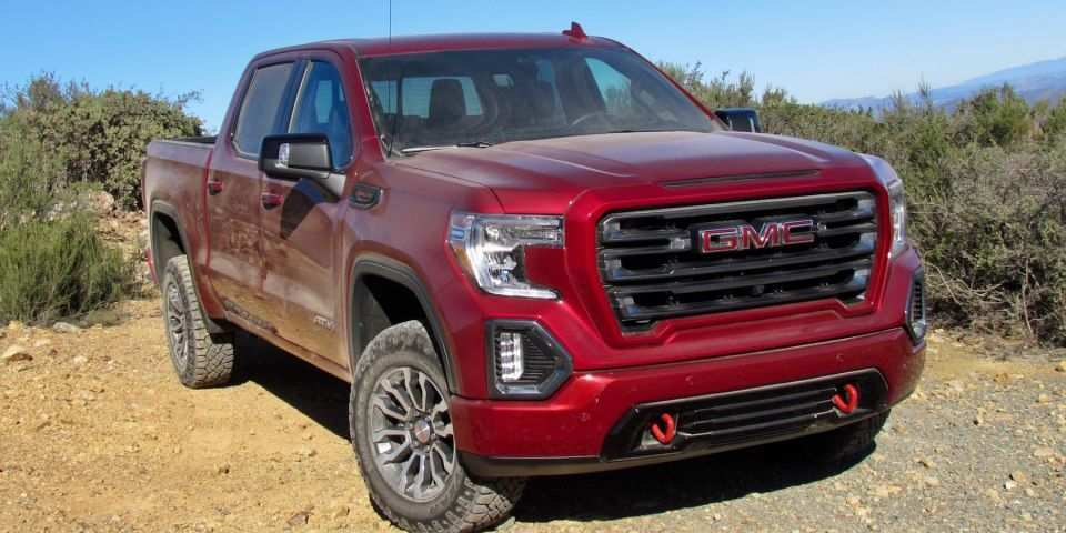 77 Best Review New Gmc 2019 Sierra 1500 First Drive Redesign with New Gmc 2019 Sierra 1500 First Drive