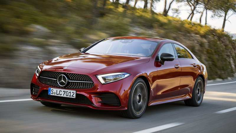 77 Best Review New Mercedes Cls 2019 Youtube Interior Prices for New Mercedes Cls 2019 Youtube Interior