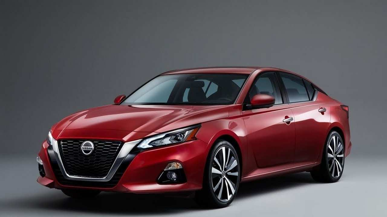 77 Best Review New Nissan 2019 Specs First Drive Model with New Nissan 2019 Specs First Drive