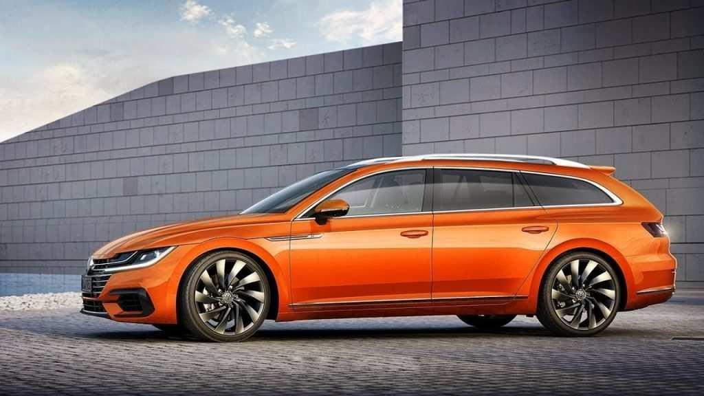 77 Best Review New Volkswagen 2019 Passat Concept Speed Test with New Volkswagen 2019 Passat Concept