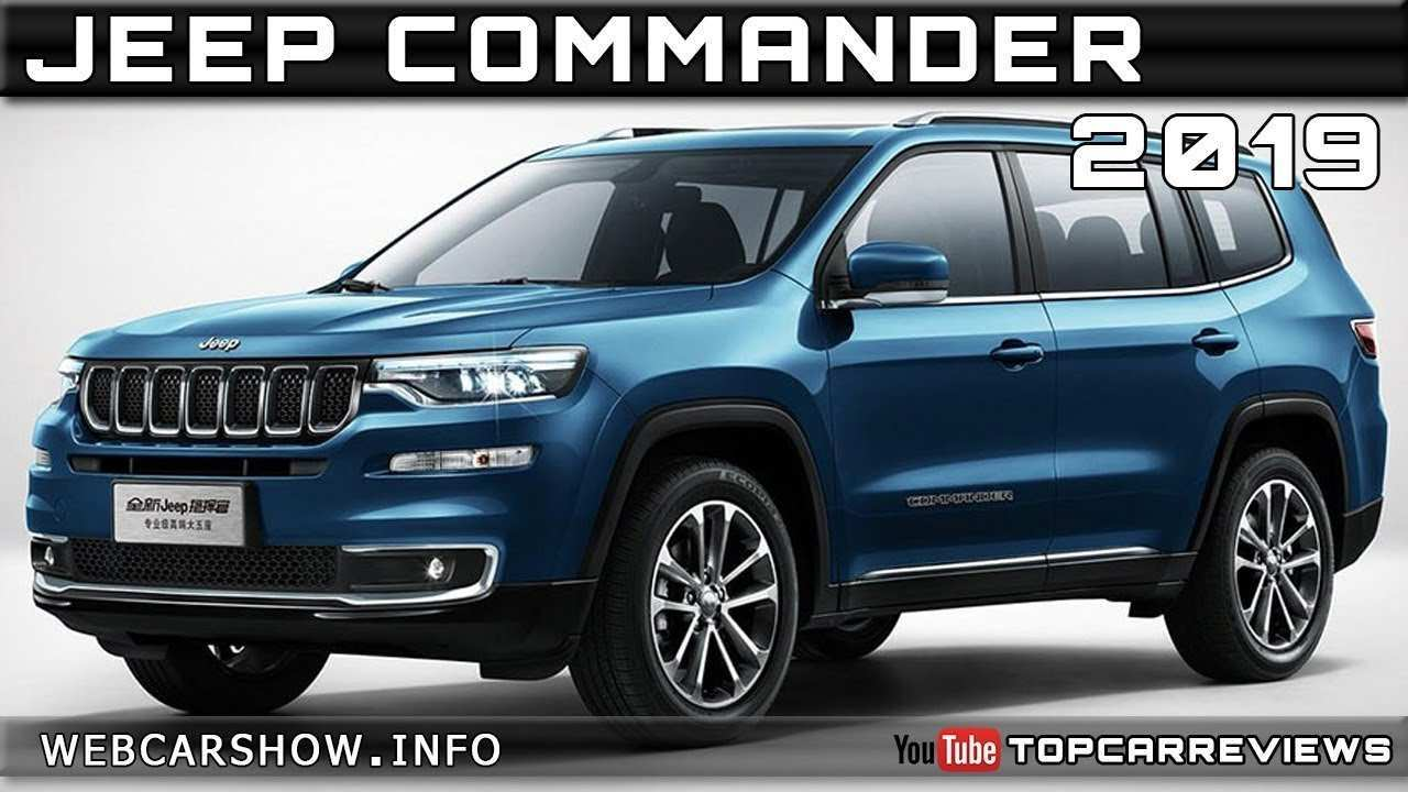 77 Concept of New Jeep Grand Commander 2019 Price Price and Review with New Jeep Grand Commander 2019 Price