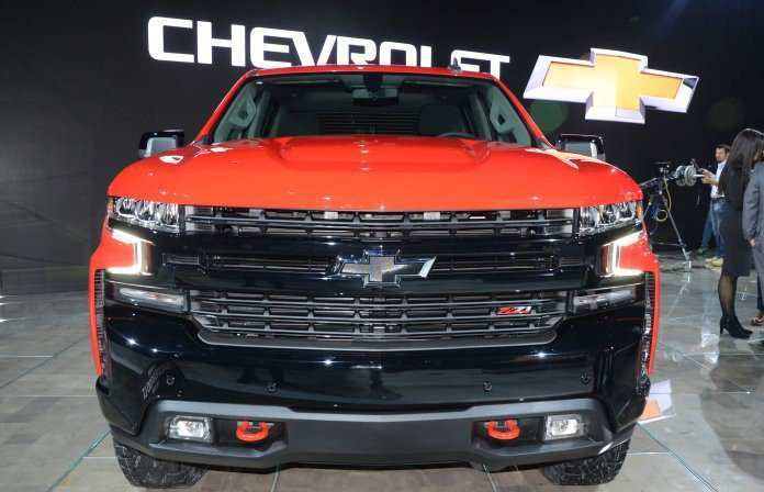 77 Concept of The Chevrolet Pickup 2019 Diesel Engine Pictures by The Chevrolet Pickup 2019 Diesel Engine