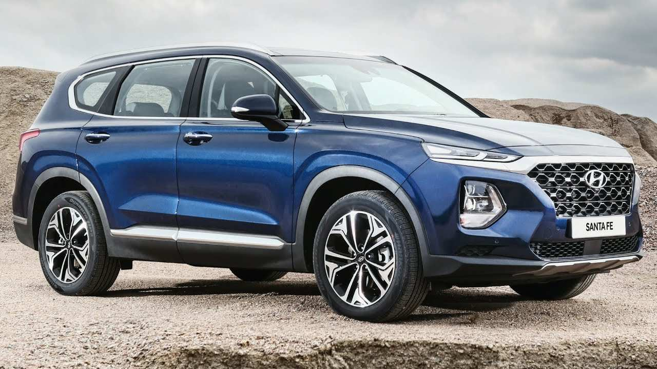 77 Concept of The Santa Fe Kia 2019 Rumors Pictures for The Santa Fe Kia 2019 Rumors