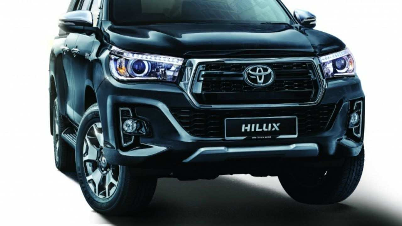 77 Gallery of Best Toyota Hilux 2019 Facelift Concept Release for Best Toyota Hilux 2019 Facelift Concept
