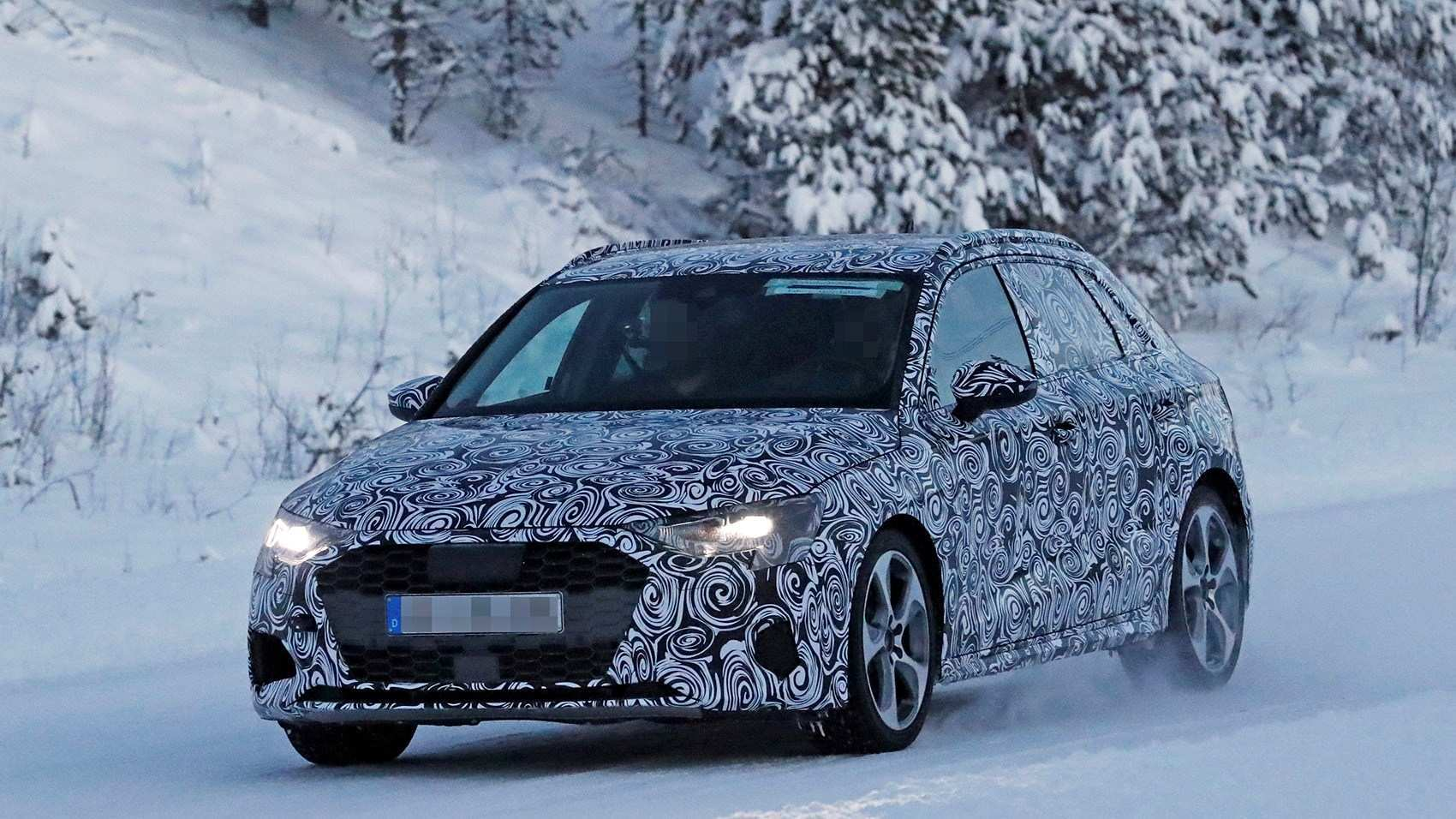 77 Gallery of The Audi 2019 Changes Spy Shoot Performance and New Engine for The Audi 2019 Changes Spy Shoot