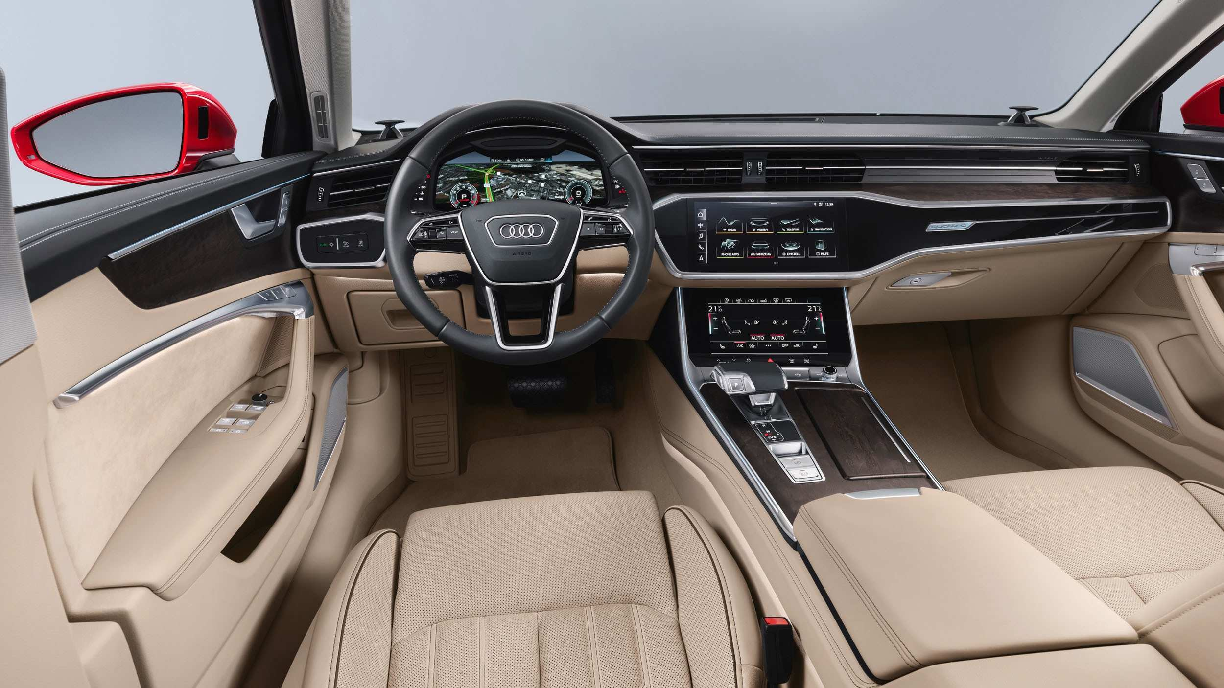 77 Great Best A6 Audi 2019 Interior Rumors Research New with Best A6 Audi 2019 Interior Rumors