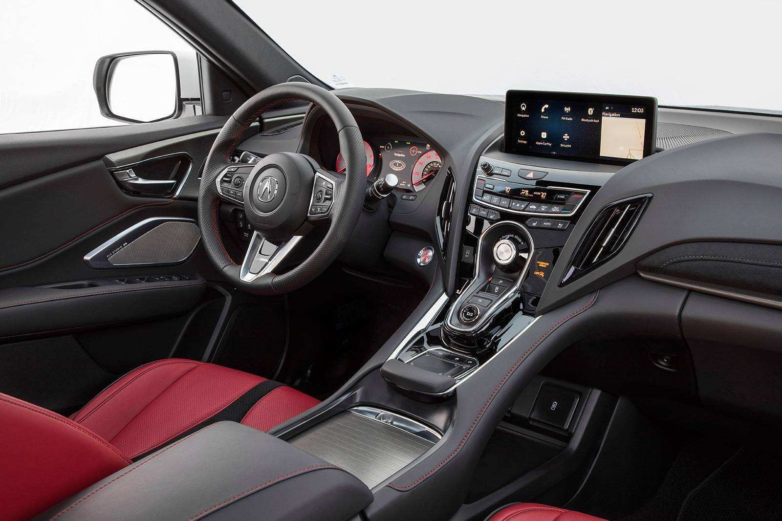 77 Great New Acura Rdx 2019 Option Packages Review And Specs Spy Shoot by New Acura Rdx 2019 Option Packages Review And Specs