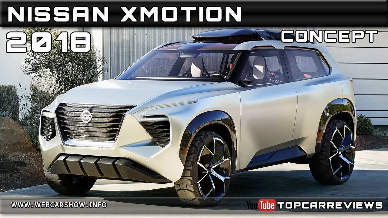 77 Great New Nissan Xmotion 2019 Release Date Performance and New Engine by New Nissan Xmotion 2019 Release Date