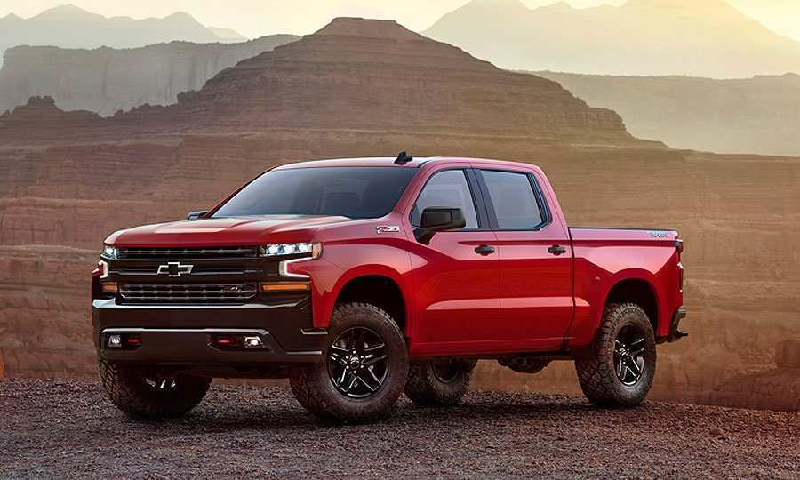 77 Great New Release Of 2019 Gmc Sierra Redesign Images for New Release Of 2019 Gmc Sierra Redesign