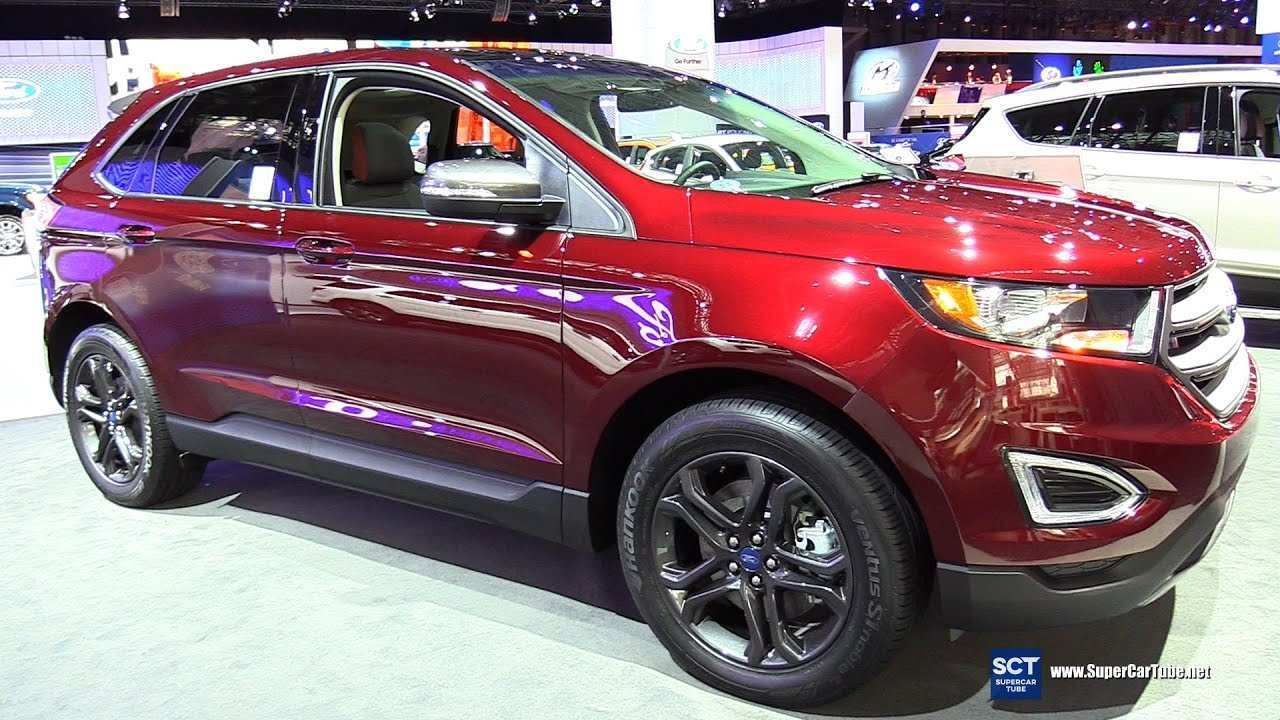 77 Great The 2019 Ford Edge St Youtube Overview And Price Redesign with The 2019 Ford Edge St Youtube Overview And Price
