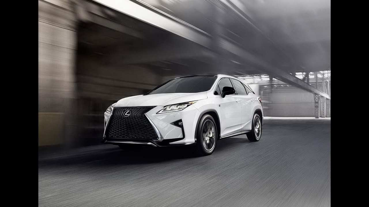 77 Great The 2019 Lexus Rx 350 Release Date Price And Release Date Spy Shoot by The 2019 Lexus Rx 350 Release Date Price And Release Date