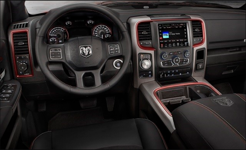 77 New 2019 Dodge Ram Interior Redesign Redesign and Concept by 2019 Dodge Ram Interior Redesign