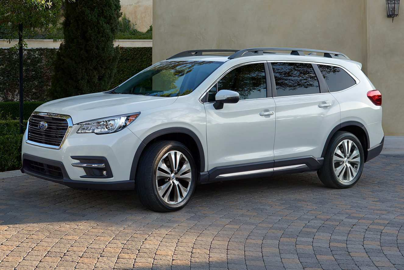 77 New 2019 Subaru Ascent Gvwr Images with 2019 Subaru Ascent Gvwr