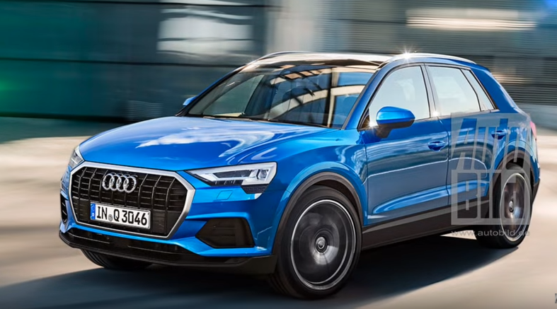 77 New Audi Rsq3 2019 Release Date Exterior and Interior for Audi Rsq3 2019 Release Date