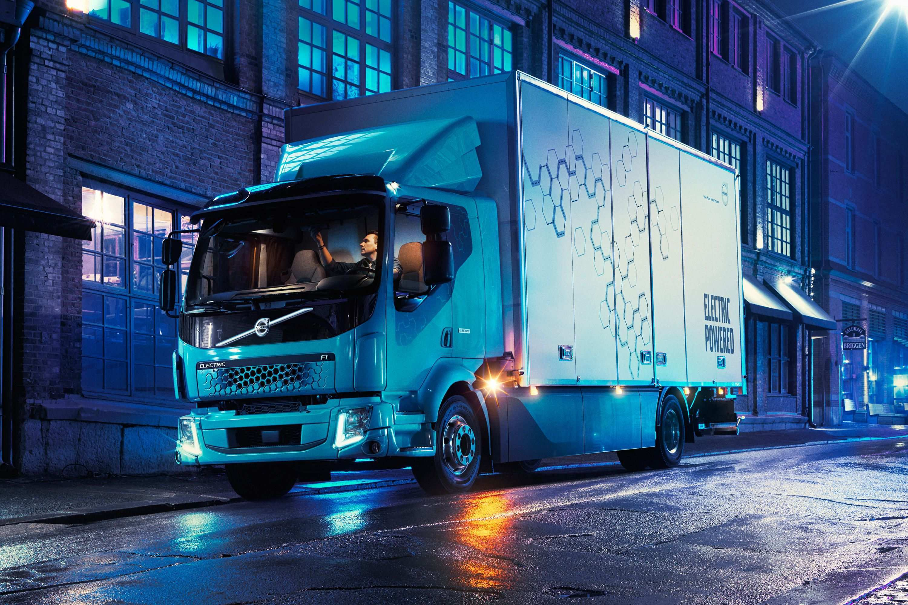 77 New Volvo Electric Truck 2019 Style for Volvo Electric Truck 2019