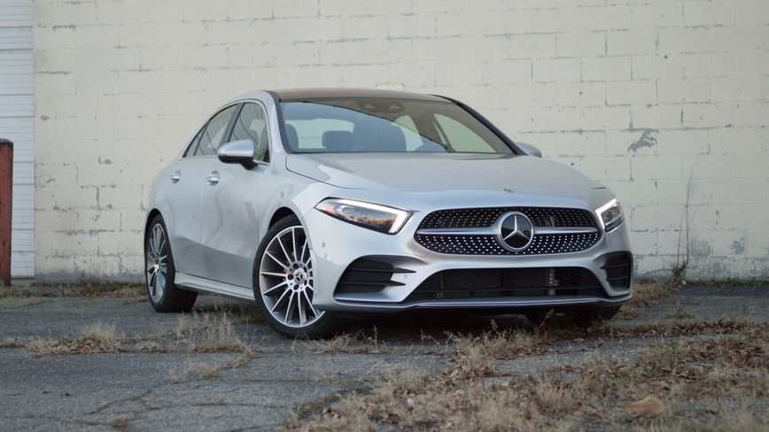 77 The Mercedes 2019 A Class Interior with Mercedes 2019 A Class