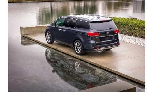 77 The The Kia Minivan 2019 Exterior Rumors with The Kia Minivan 2019 Exterior