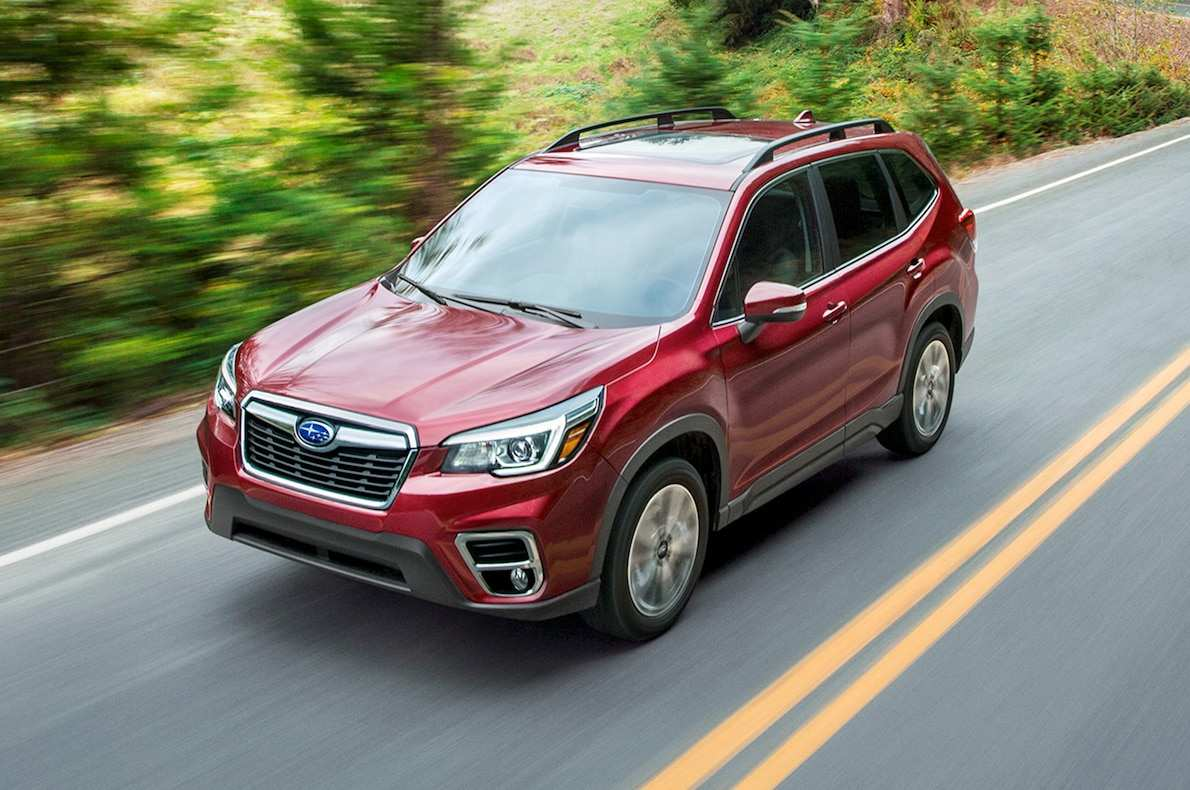 78 All New Subaru Forester 2019 Ground Clearance Rumors Release with Subaru Forester 2019 Ground Clearance Rumors