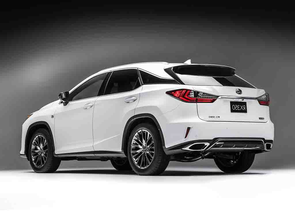 78 All New The Lexus Rx 2018 Vs 2019 Spesification Exterior for The Lexus Rx 2018 Vs 2019 Spesification