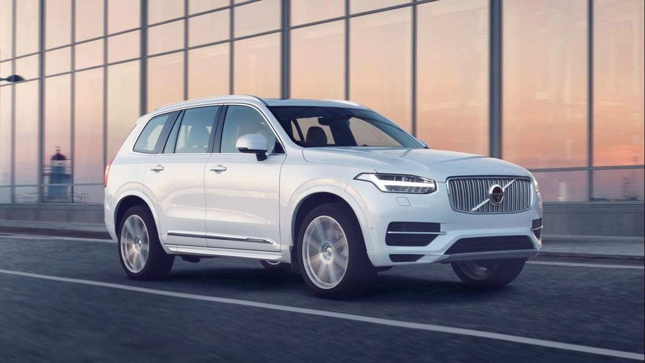78 Best Review Best Volvo Cx90 2019 Release Pricing by Best Volvo Cx90 2019 Release