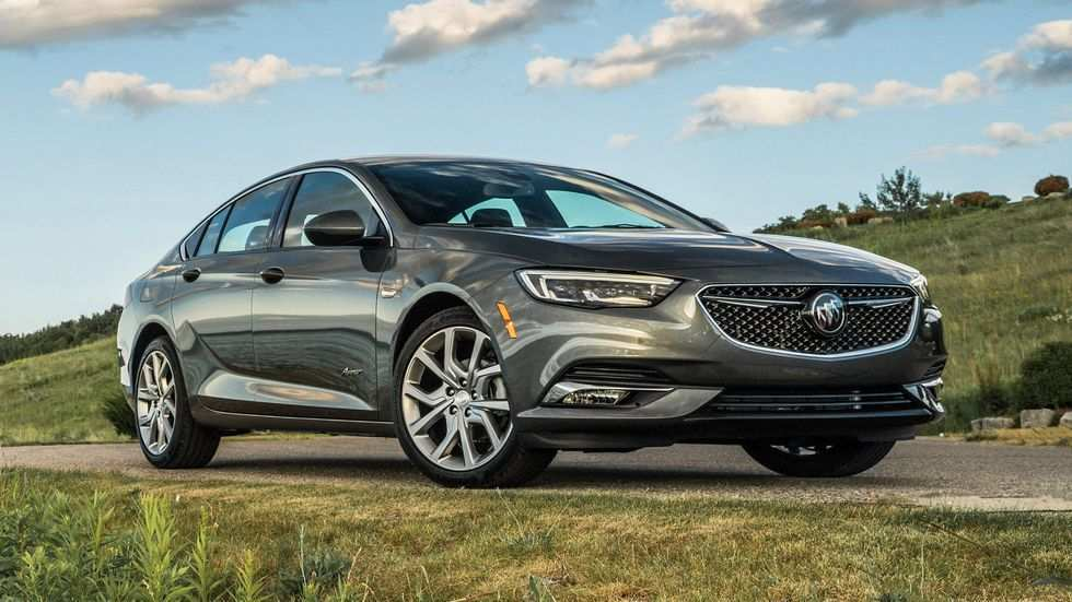 78 Best Review Buick To Add Regal Sportback Avenir For 2019 Concept Redesign And Review Release for Buick To Add Regal Sportback Avenir For 2019 Concept Redesign And Review