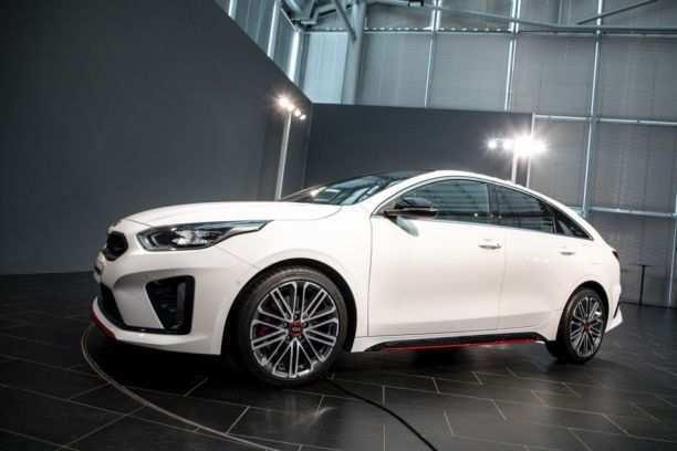 78 Best Review Kia Pro Ceed Gt 2019 Spy Shoot for Kia Pro Ceed Gt 2019