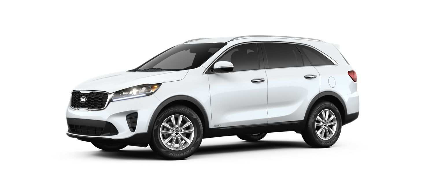 78 Best Review Kia Sorento 2019 White Release Date with Kia Sorento 2019 White