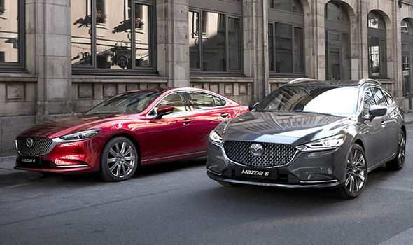 78 Best Review Mazda 6 2019 Europe Concept Redesign And Review Model by Mazda 6 2019 Europe Concept Redesign And Review