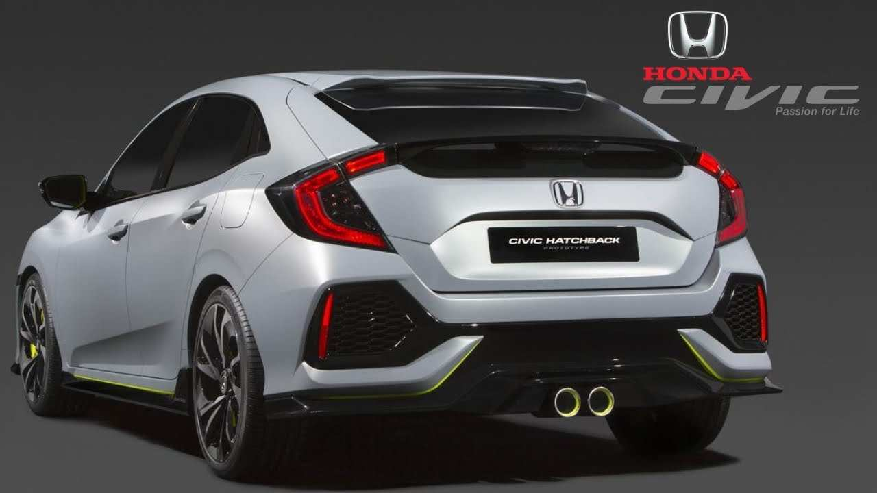 78 Best Review New 2019 Honda Civic Hatchback Specs And Review Photos by New 2019 Honda Civic Hatchback Specs And Review