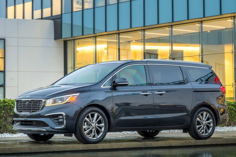 78 Best Review New Minivan Kia 2019 Concept Release with New Minivan Kia 2019 Concept