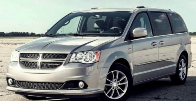 78 Gallery of 2019 Dodge Grand Caravan Specs And Review Reviews with 2019 Dodge Grand Caravan Specs And Review